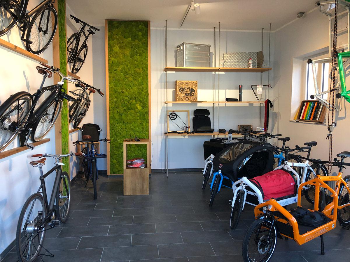 Referenz Bullitt Store Augsburg
