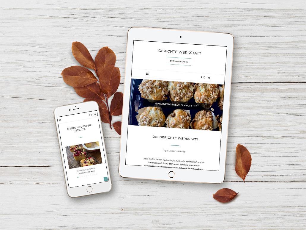 Food Blog Gerichte Werkstatt Susann Kreihe